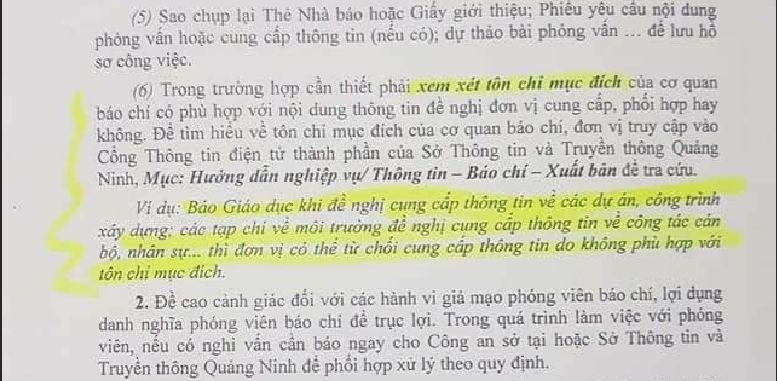 """Quang Ninh co dieu gi khuat tat ma ban hanh van ban """"de"""" len Luat?-Hinh-2"""