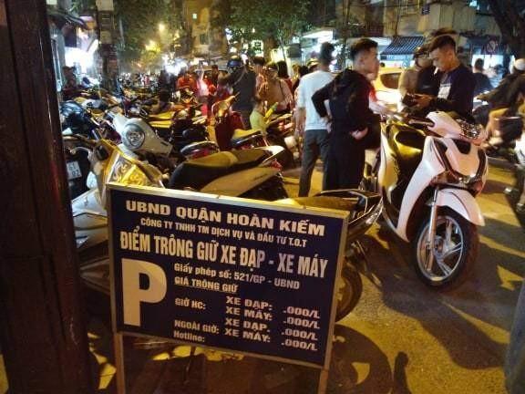 Canh sat Ha Noi se xu phat nghiem bai xe