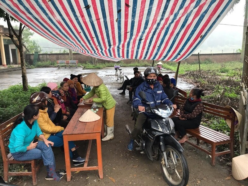 Dan chan xe vao bai rac Nam Son, Ha Noi len gap phuong an xu ly rac thai-Hinh-2