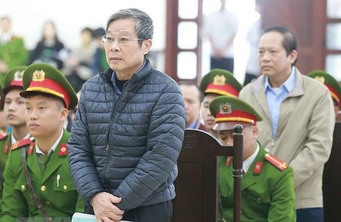 Ong Nguyen Bac Son noi loi cuoi truoc toa: