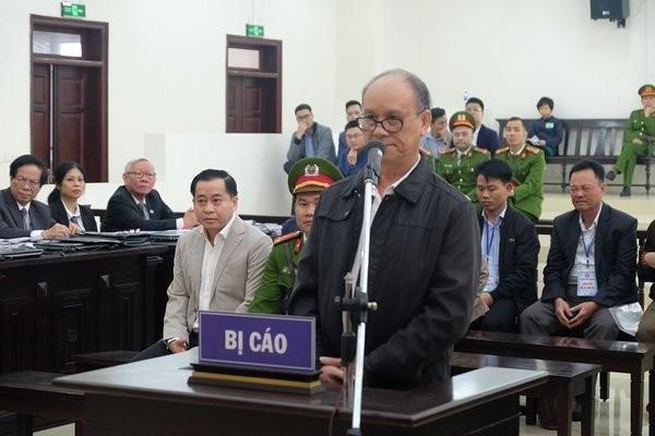 """Cuu Chu tich Da Nang va Vu """"nhom"""" bi de nghi 25-27 nam tu"""
