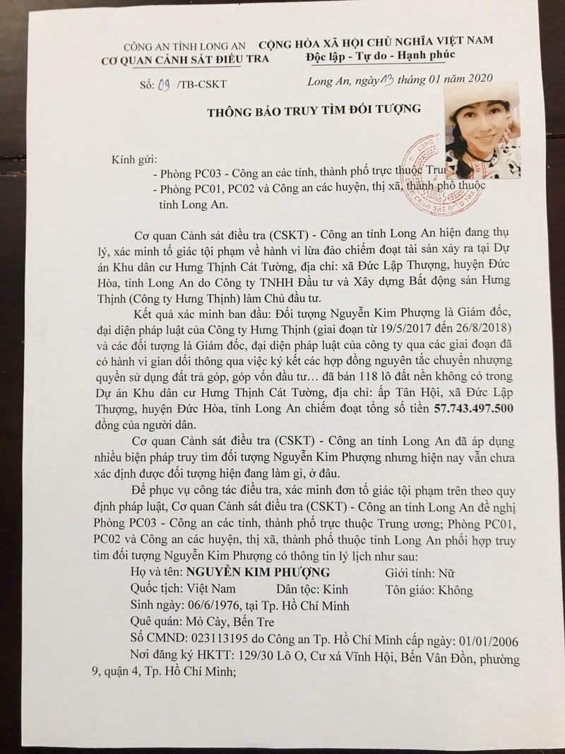 Chan dung 2 quy ba xinh dep lanh dao cong ty Hung Thinh lua dao gan 60 ty dong-Hinh-2