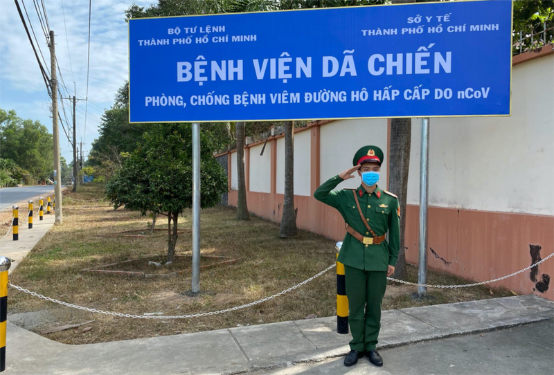 TP HCM: Benh vien da chien tap trung phong, chong nCoV chinh thuc hoat dong-Hinh-3