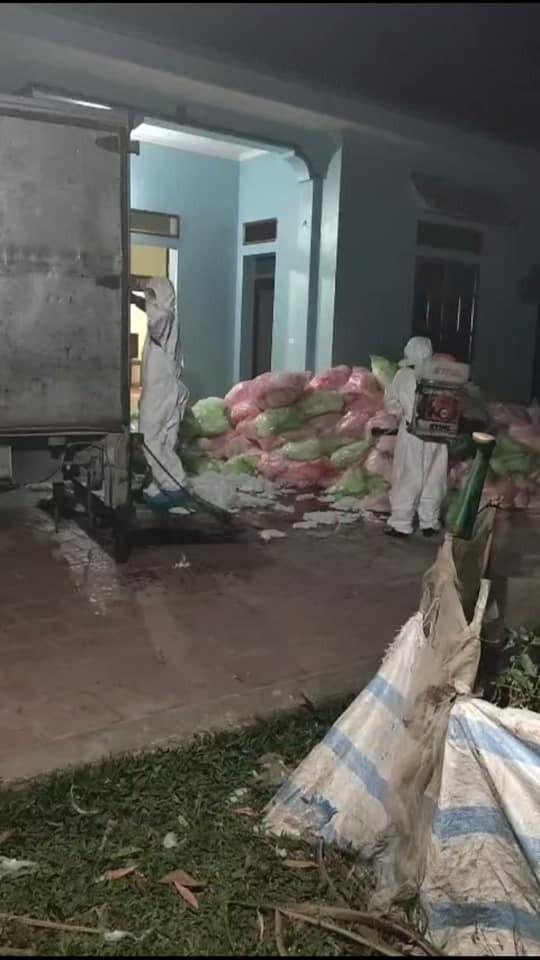 Phat hien doi tuong thu gom hon 600kg khau trang y te da qua su dung-Hinh-2
