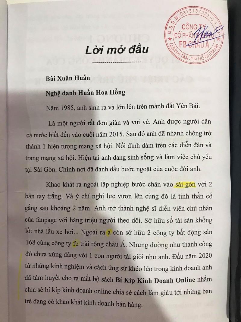 Cuc Xuat ban vao cuoc lam ro nghi van sach lau cua giang ho Huan