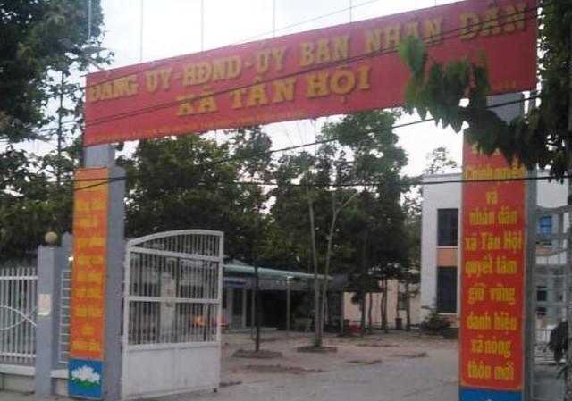 Quan xa Kien Giang lay ngan sach xai ca nhan: Co bi cach chuc?