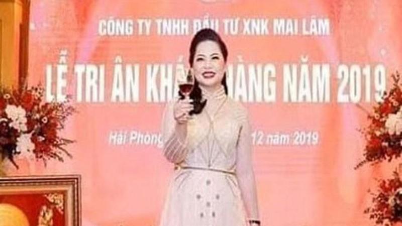 "Hai Phong: Thieu phu xinh dep ""muu cao"" the nao chiem doat 254 ty?"