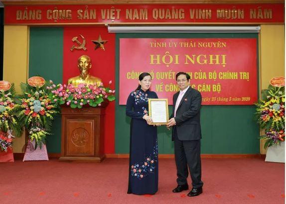 Truong ban Dan nguyen QH Nguyen Thanh Hai lam Bi thu Thai Nguyen-Hinh-2