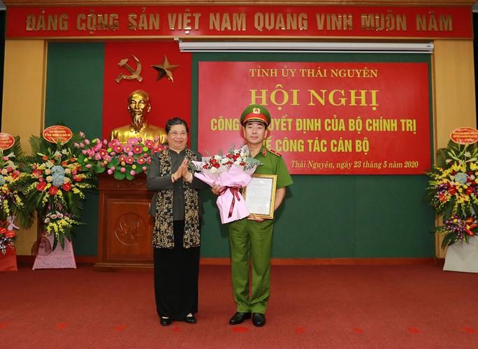 Truong ban Dan nguyen QH Nguyen Thanh Hai lam Bi thu Thai Nguyen