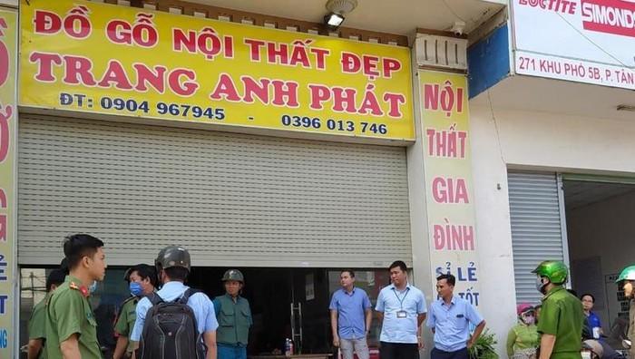 Cai nghien trong... tiem ban do noi that Dong Nai: Chi phi the nao?