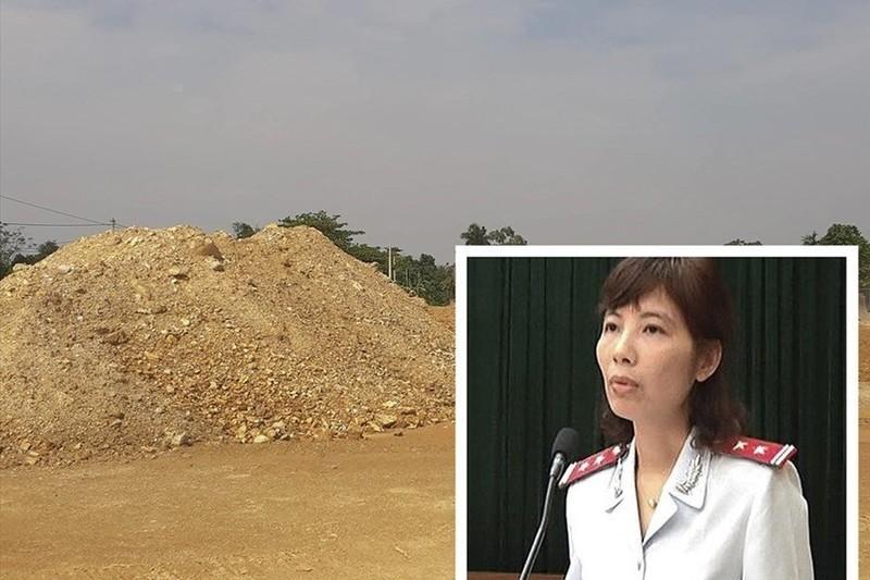 "Thanh tra xay dung voi tien o Vinh Phuc: Lo tai lieu mat cung chieu thuc doi ""qua"""