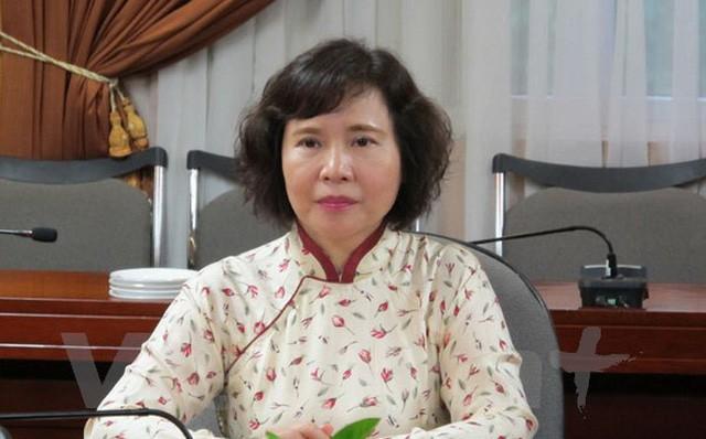 "Nguyen Thu truong Ho Thi Kim Thoa: Tu ""Pho tu lenh"" uy quyen den khoi to"