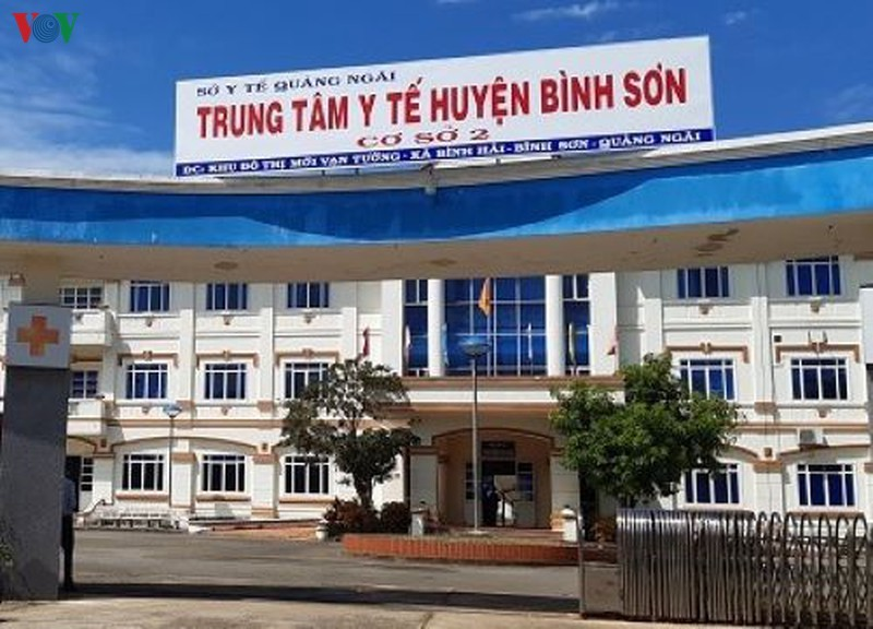 COVID-19: Cach ly 37 truong hop tiep xuc voi BN 370 tai Quang Ngai