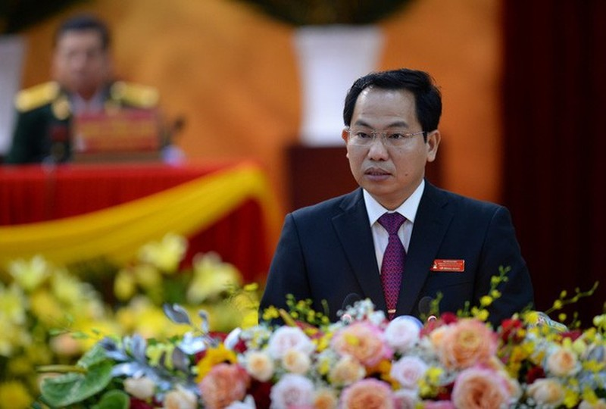Ong Le Quang Manh duoc bau lam Bi thu Thanh uy Can Tho