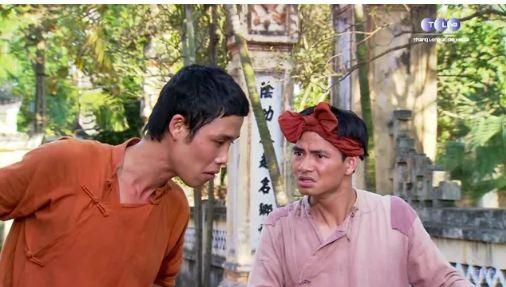 Hiep Ga co chanh long khi nhin dong nghiep cung thoi nhu Xuan Bac, Tu Long?