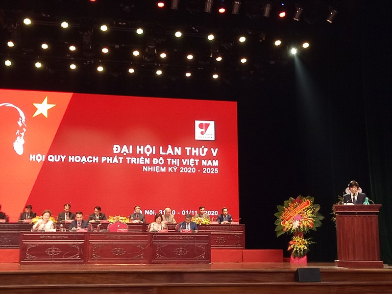 Ong Tran Ngoc Chinh tiep tuc duoc bau lam Chu tich VUPDA khoa V nhiem ky 2020-2025-Hinh-3