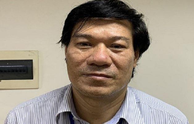 Nguyen giam doc CDC Ha Noi cung cac dong pham sap hau toa