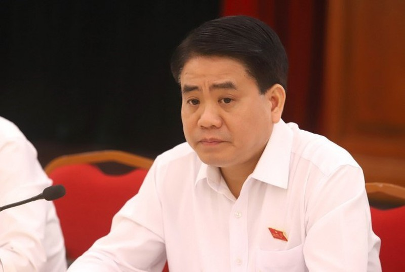 Ong Nguyen Duc Chung thua nhan hanh vi, an nan hoi cai