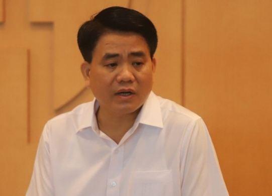 Truy to Nguyen Duc Chung: Chu sieu thi Minh Hoa co bi trieu den toa?