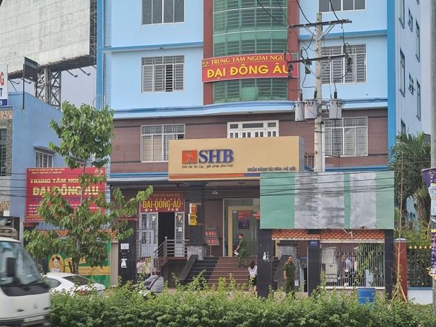 Da bat duoc nghi pham dung sung cuop ngan hang SHB o Binh Duong-Hinh-2