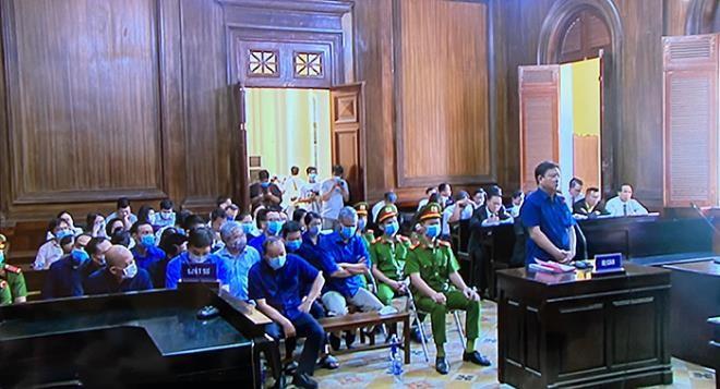 Video: Noi loi sau cung, ong Dinh La Thang nhan moi trach nhiem ve minh