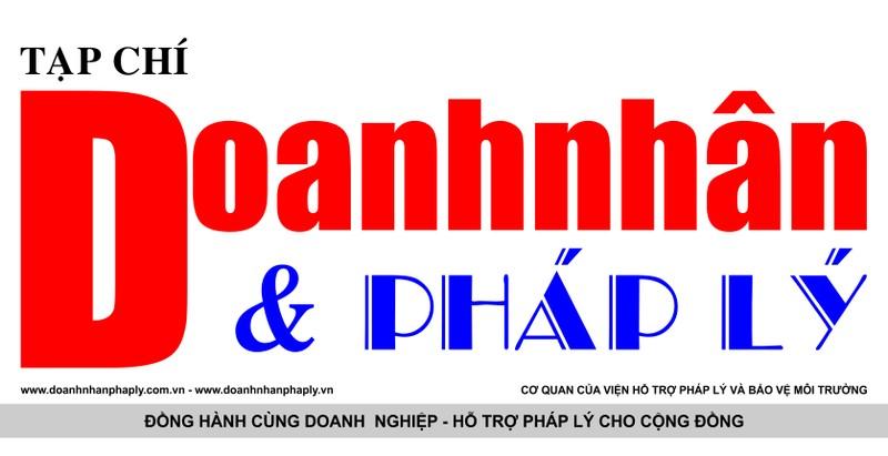 Chuyen doi Thoi bao Doanh nhan thanh tap chi Doanh nhan va Phap ly
