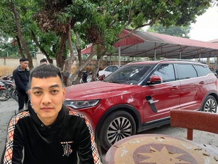 Qua khu bat hao ke no sung ban vao xe Duong Minh Tuyen