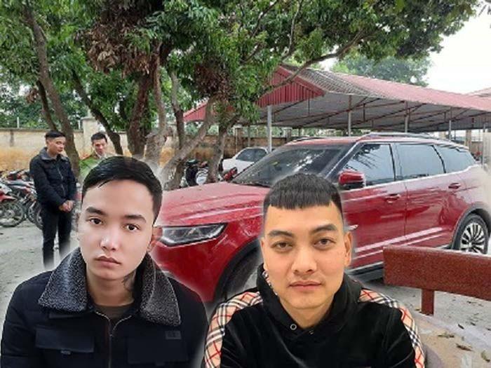 Truy to 2 doi tuong no sung vao o to cua Duong Minh Tuyen