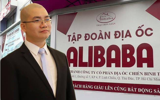 Vu lua dao tai Cong ty Alibaba: Vi sao VKS tra ho so?