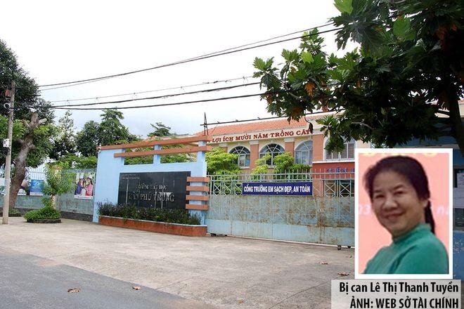Bat tam giam nguyen Chanh thanh tra So Tai chinh TP HCM