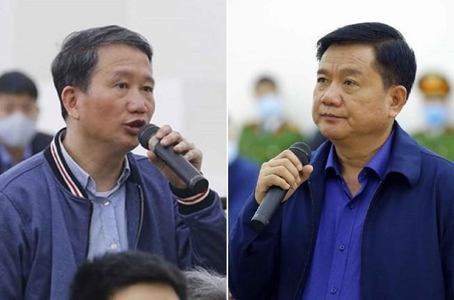 Vu Ethanol Phu Tho: Hom nay, toa tuyen an Dinh La Thang, Trinh Xuan Thanh