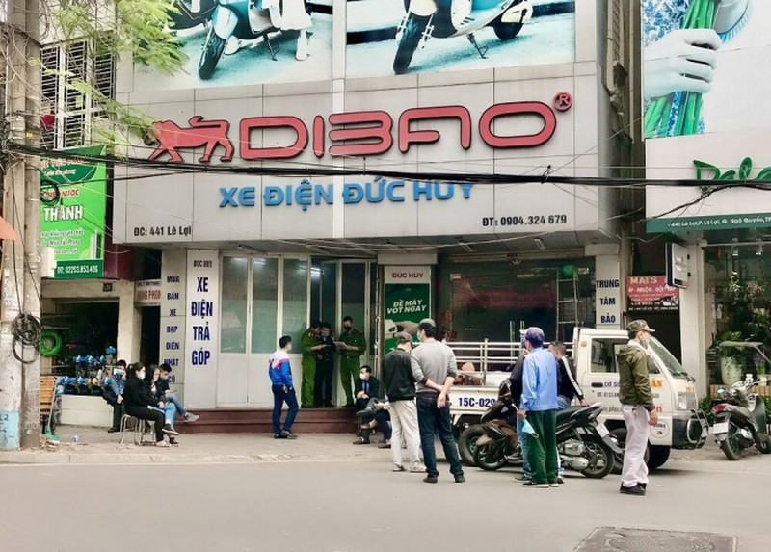 """Bo dung dua dam con tu vong o Hai Phong: """"An nao bang ban an luong tam"""""""