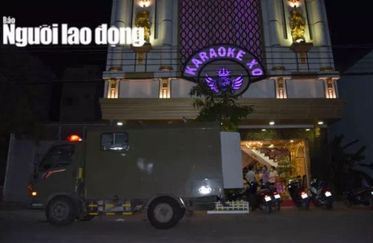 """Video: Sau vu no sung kinh hoang, karaoke XO o Tien Giang lai co """"bien"""""""