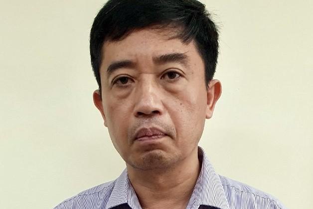 Bat tam giam nguyen Giam doc Nha may o to Veam Pham Vu Hai