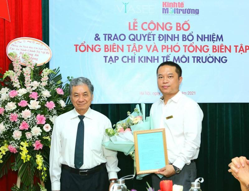 Tap chi Kinh te Moi truong co Tong Bien tap va Pho Tong Bien tap moi-Hinh-2