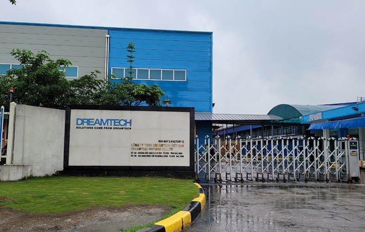 Chay o Cong ty TNHH Dreamtech Viet Nam, 3 cong nhan tu vong