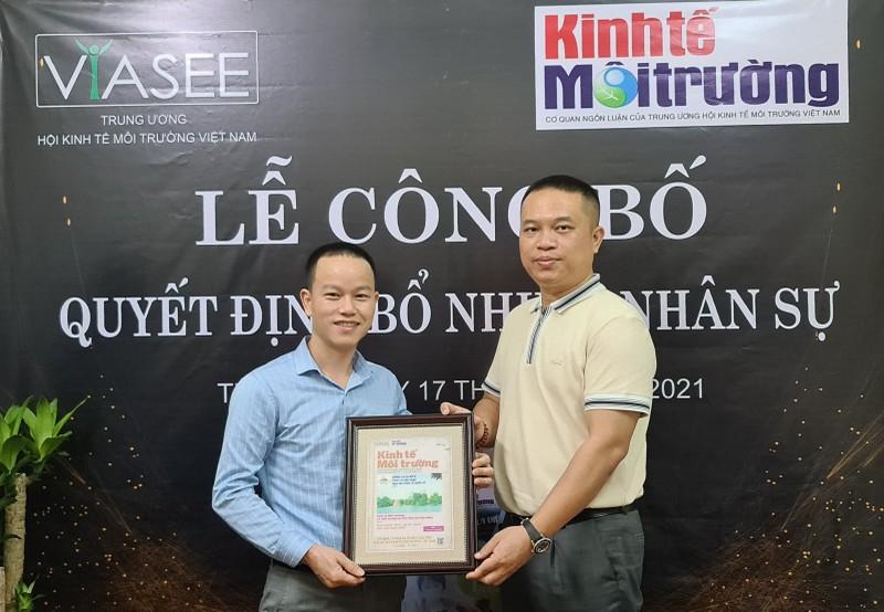 Tap chi Kinh te Moi truong ra mat Van phong dai dien phia Nam-Hinh-4