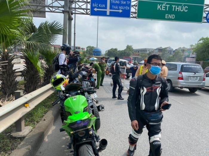 Doan xe phan khoi lon nao loan cao toc Ha Noi - Thai Nguyen nhan ket