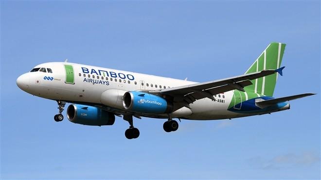 May bay cua Bamboo Airways va phai chim, nhieu chuyen bay bi huy