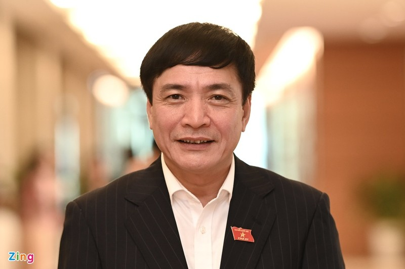 Tong Thu ky Quoc hoi: 'Viec kiem phieu se cong tam, minh bach'