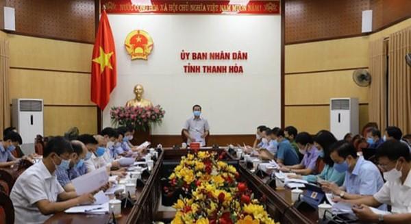 Thanh Hoa don 1.000 nguoi tu vung dich phia Nam ve que