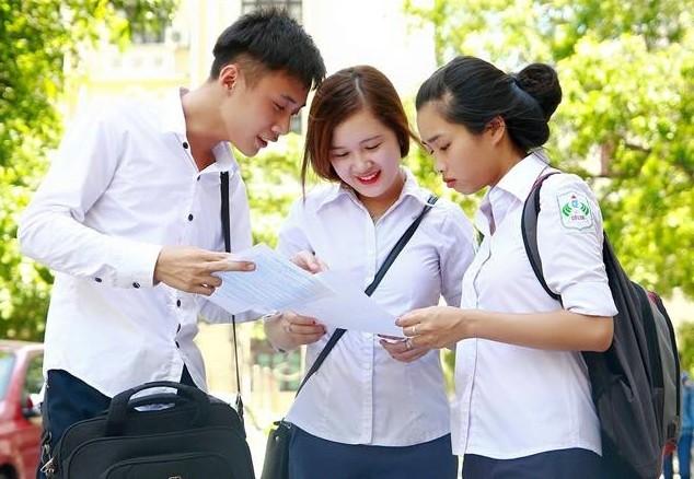 Bo GD&DT chinh thuc cong bo diem thi tot nghiep THPT dot 1