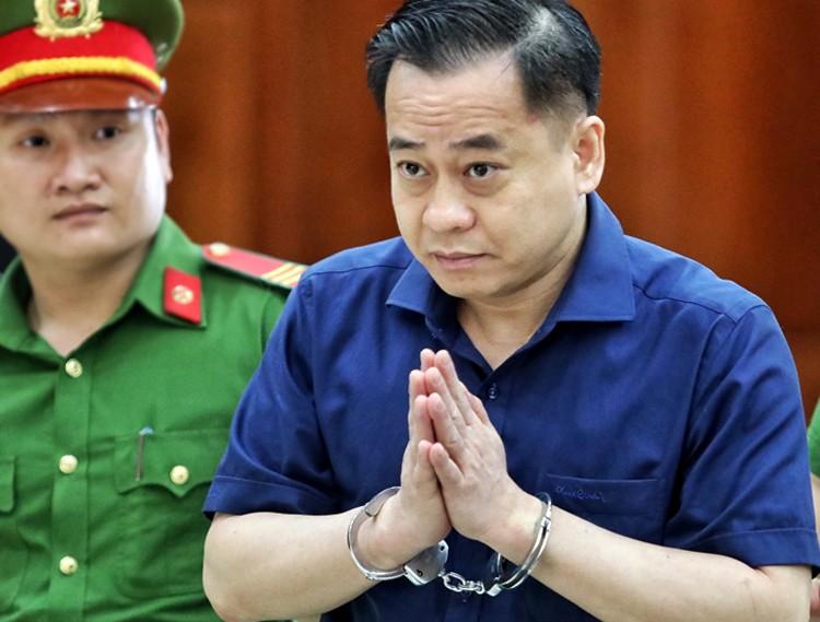 Truy to cuu Pho tong cuc truong TC Tinh bao Nguyen Duy Linh