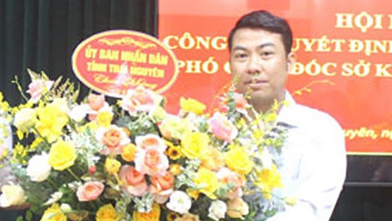 Cach chuc PGD So KH&DT Thai Nguyen bi to hiep nhan vien
