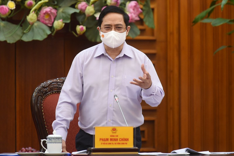 Thu tuong tuyet doi khong de tap trung dong nguoi ky nghi le 2/9