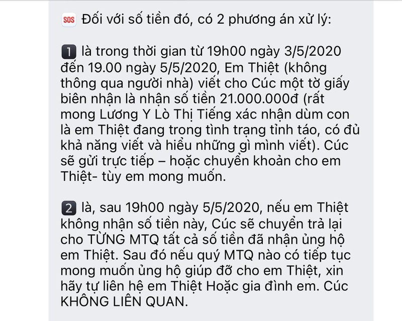Giang Thi Kim Cuc tan cong gia dinh nan nhan-Hinh-2