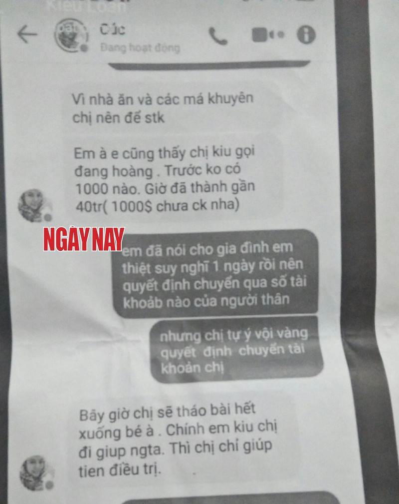 Giang Thi Kim Cuc tan cong gia dinh nan nhan-Hinh-4