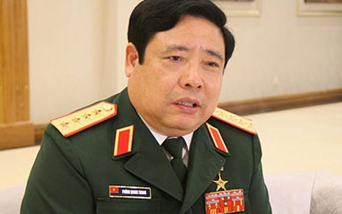 Dieu chinh thoi gian Le vieng Dai tuong Phung Quang Thanh