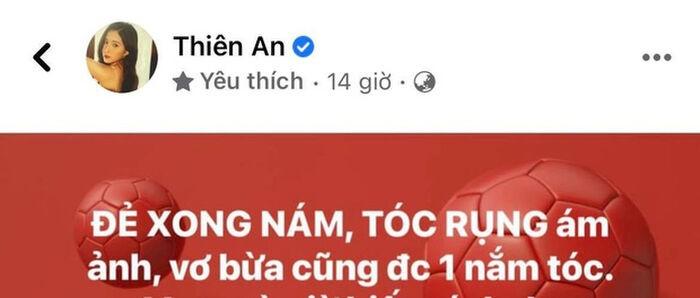 Thien An khoe nhan sac chuan 'gai mot con' nhung bi fan 'ai do' chi chiet-Hinh-7
