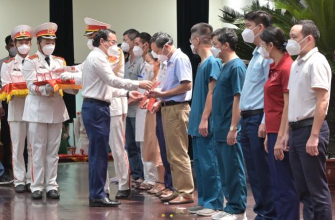Loi tri an cua Bi thu Nguyen Van Nen voi luc luong chi vien cho TP-Hinh-2
